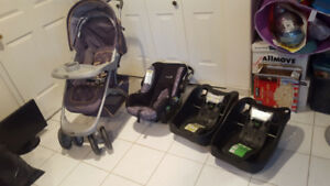 Car seat Safety 1st OnBoard 35 Travel System