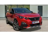 2019 Peugeot 3008 SUV 1.2 PureTech GT Line (s/s) 5dr SUV Petrol Manual