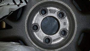 GREAT DEAL ON A Set of 4 Firestone Winterforce tires on rims. London Ontario image 5