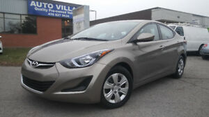 2016 Hyundai Elantra AUTOMATIC, CLEAN CARPROOF Sedan