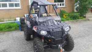 VTT polaris sportsman ace
