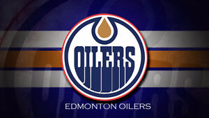 Edmonton Oilers Season Tickets - All Home Games -