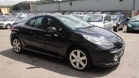 2008 Peugeot 207 CC 1.6 16v Sport 2dr