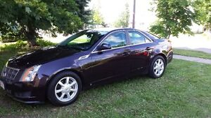 2009 CADILLAC CTS***REDUCED***WAS $12,900. NOW 10,500.!!!