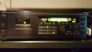 Nakamichi CR-7 Discrete Head Cassette Deck last of the Mohicans