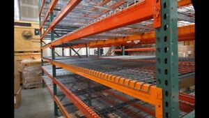 Shop. Shelving  - great storage.  London Ontario image 1
