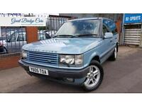 2001 LAND ROVER RANGE ROVER 4.0 HSE Automatic Gas Converted