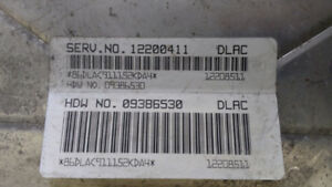 LS swap friendly cable throttle body PCM 411