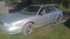 2004 buick centry needs work but drives good
