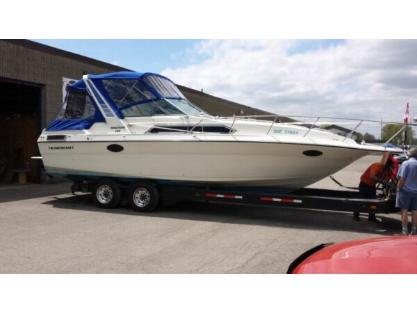 Used 1989 Thundercraft by Cadoerette Marine Magnum 290