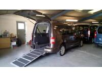 2011 VW Caddy Maxi Life Diesel DSG Wheelchair Disabled Accessible Vehicle