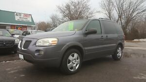 2008 PONTIAC MONTANA SV6 *** LOADED *** CERT $4995