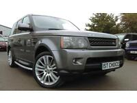 2010 LAND ROVER RANGE ROVER SPORT TDV6 HSE MASSIV SPECIFICATION IMPECCABLE HI