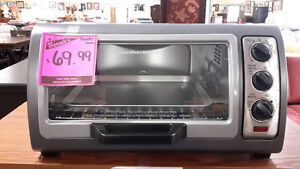 Toaster Oven - Used