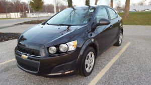 2014 Chevrolet Sonic Bluetooth Sedan