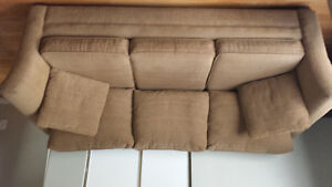 "SOFA BED. SIMMONS QUEEN SIZE 60"" BEAUTYREST MATTRESS. $300.00 St. John's Newfoundland image 5"