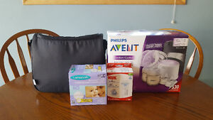 Phillips Avent double electric breast pump
