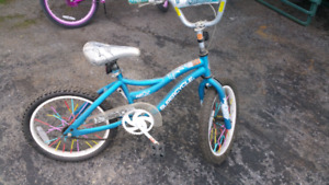 "15"" girls super cycle."