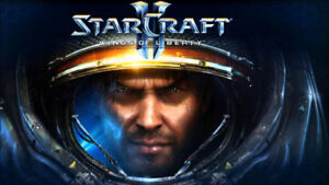 Starcraft 2 + World of Warcraft Combo Set - Perfect Condition.