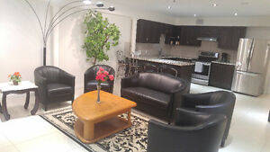 ALL INCLUSIVE - YONGE AND QUEENSVILLE - 3 BEDFROOM - WATERFRONT!