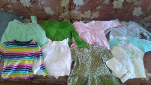 Girls toddler clothes GUC