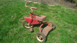 Antique Tricycle (#2)  $120 o.b.o.