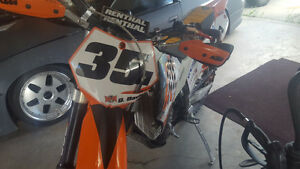 2008 KTM 450 SXF - Fresh rebuild and lots of mods