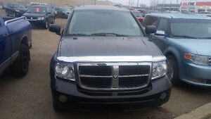 DODGE DURANGO 2009 8 SEATER LEATHER 1 year warranly Edmonton Edmonton Area image 1