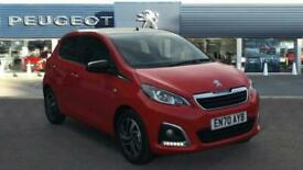 image for 2021 Peugeot 108 1.0 72 Allure 5dr Petrol Hatchback Hatchback Petrol Manual