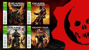 Gears of War Collection (1, 2, 3, Judgment) Xbox One Digital