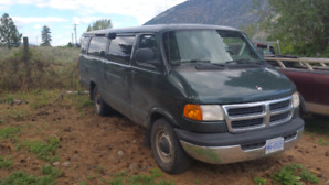 3500 Dodge Ram Van
