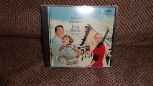 SEALED CD DEAN MARTIN A WINTER ROMANCE 1989 COLUMBIA HOUSE