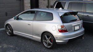 2005 Honda Civic Si Hatchback