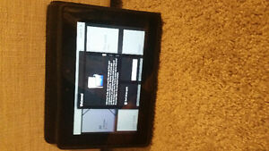 Blackberry Playbook 32gb with leather case