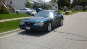 '95 FORD MUSTANG 5L HO