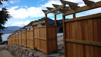 Custom Fences, Decks, Framing