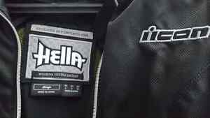 Icon Hella women's riding jacket