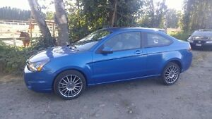 2010 Ford Focus Coupe (2 door)