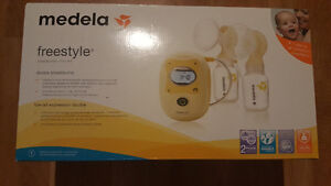 Rechargeable Medela freestyle Double breastpump