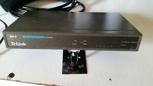 D-Link DSH-8 8 port network switch