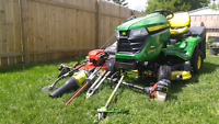Lawn Mowing & Yard care In The Airdrie Area