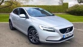 2018 Volvo V40 D2 Momentum Nav Plus Auto With Automatic Diesel Hatchback
