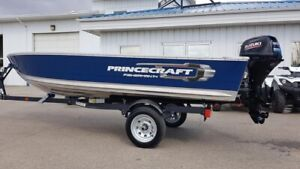 2019 Princecraft Fisherman 14