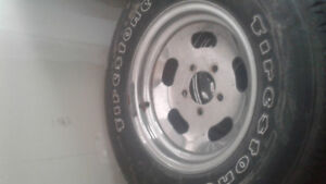 5x120 wheels and tires