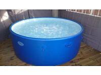 Lay z spa Monaco Hot tub