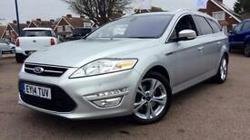 2014 Ford Mondeo 2.0 TDCi 163 Titanium X Busine Manual Diesel Estate