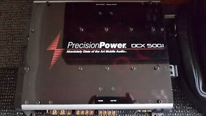 PRECISION POWER AMP