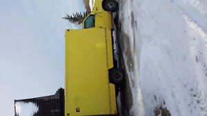 1998 Ford E-350 Cube Van Other