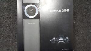 Olympus E-M5 Mark II Mirrorless Camera with M.Zuiko 17mm f/1.8