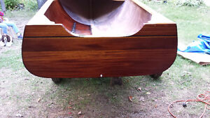 1950's 14ft Chestnut Canoe Company runabout